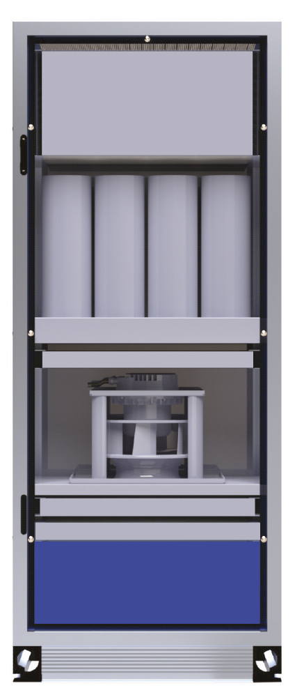 Hiclean depurair camera di miscela aria esterna
